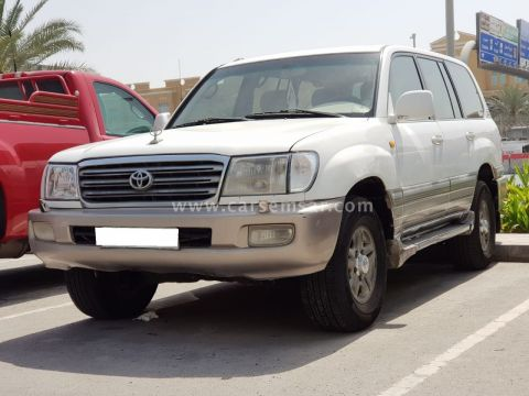 2004 Toyota Land Cruiser VXR