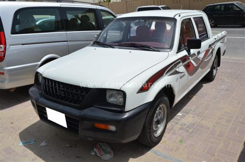 2002 Mitsubishi L200