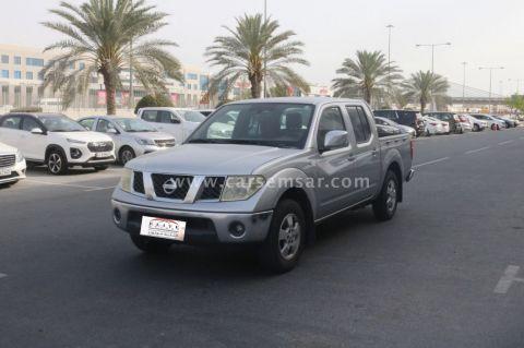 2008 Nissan Navara LE