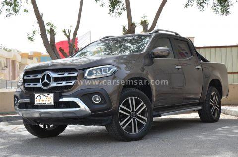 2018 Mercedes-Benz Pickup X250 D