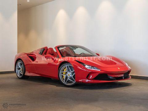 2021 Ferrari F8 Spider