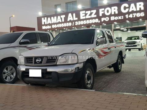 2012 Nissan Pickup