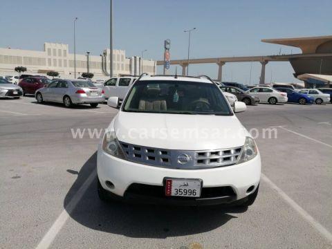 2007 Nissan Murano 3.5 V6 4WD