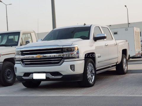 2018 Chevrolet Silverado High Country LTZ