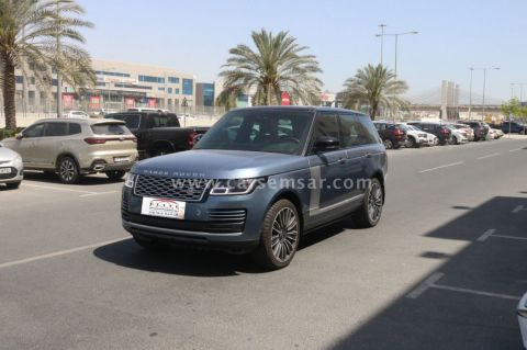 2018 Land Rover Range Rover Vogue Supercharged SE