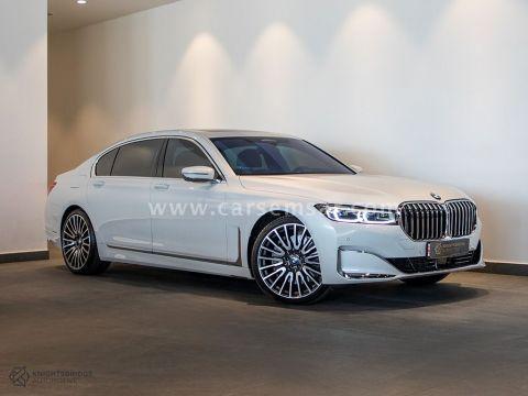 2021 BMW 7-Series 750 Li
