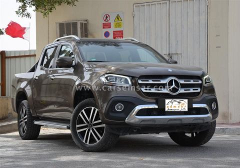 2018 Mercedes-Benz Pickup X250 D