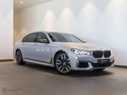 2017 BMW 7-Series 760 Li
