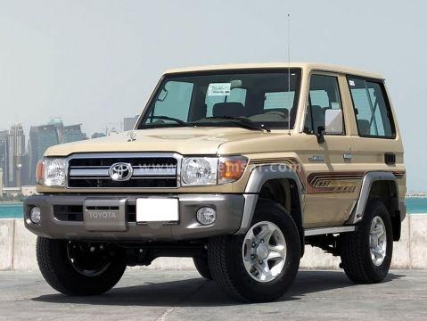 2021 Toyota Land Cruiser 4x4