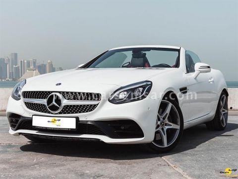 2018 Mercedes-Benz SLC 200