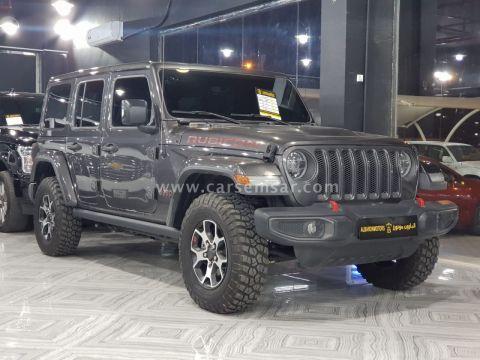 2020 Jeep Wrangler Rubicon 3.6