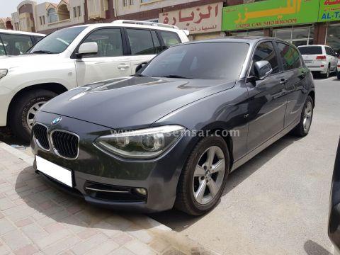 2015 BMW 1-Series 118i
