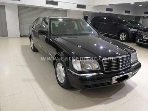 1995 Mercedes-Benz S-Class S 280