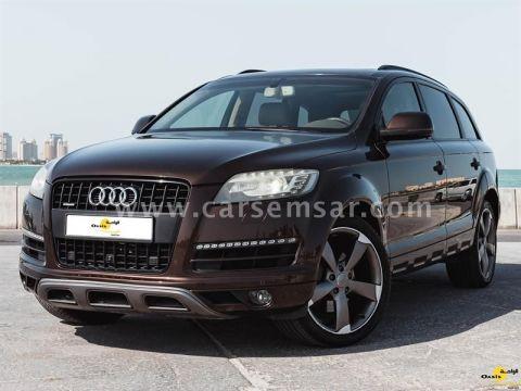 2015 Audi Q7 40 TFSI