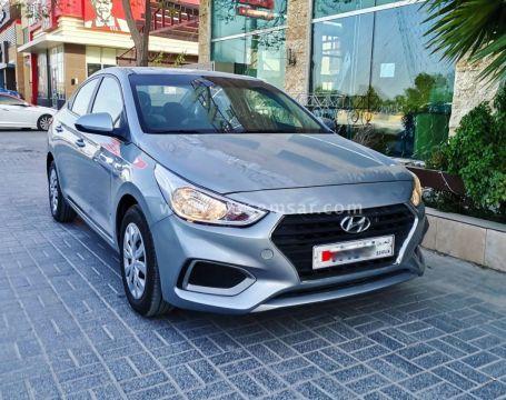 2019 Hyundai Accent 1.6