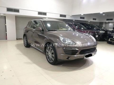 2012 Porsche Cayenne 3.6