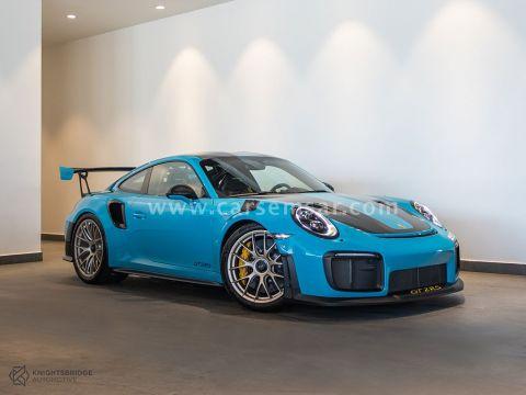 2019 بورشه 911 GT2 RS Weissach
