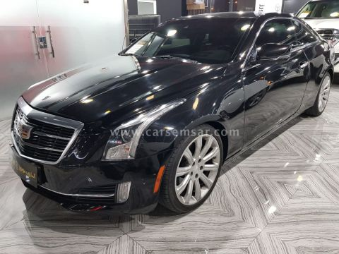2017 Cadillac ATS Coupe 3.6
