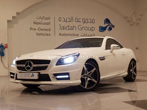 2014 Mercedes-Benz SLK-Class SLK 200