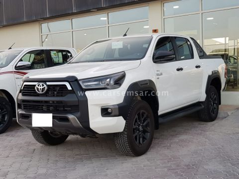 2021 Toyota Hilux Adventure SR5