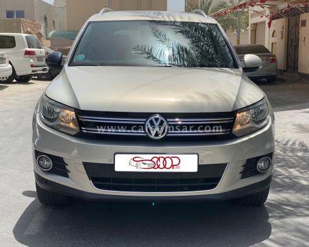 2014 Volkswagen Tiguan 1.4 TSI
