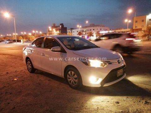 2016 Toyota Yaris 1.5