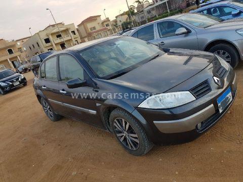 2006 Renault Megane 1.6