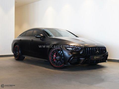 2019 مرسيدس بنز GT 63 S