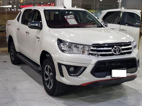 2020 Toyota Hilux TRD Sport SR5