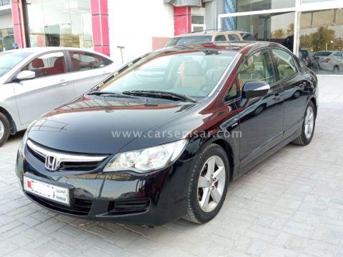 2008 Honda Civic 1.8 DX