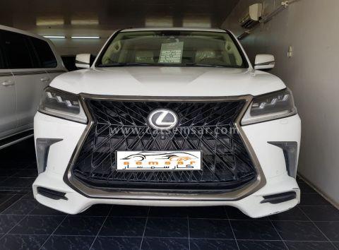 2017 Lexus LX 570 Black Edition Sport