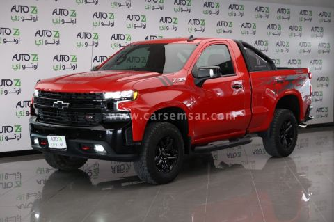 2020 Chevrolet Silverado Z71