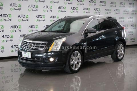 2015 Cadillac SRX 4 3.6