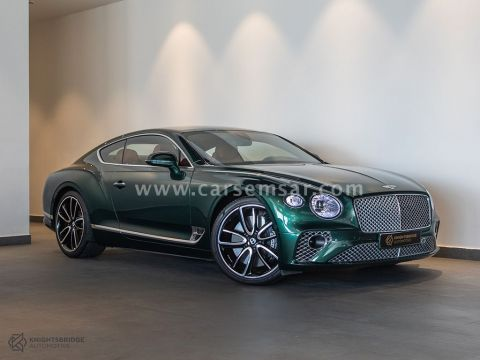 2019 بينتلي كونتيننتال GT