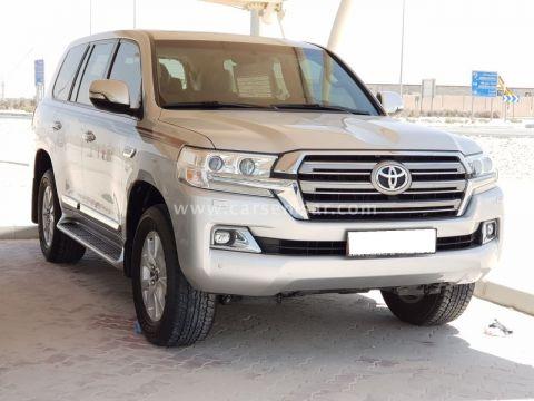 2020 Toyota Land Cruiser GXR