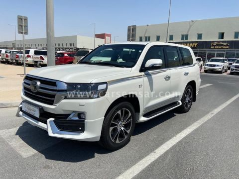 2018 Toyota Land Cruiser VXS