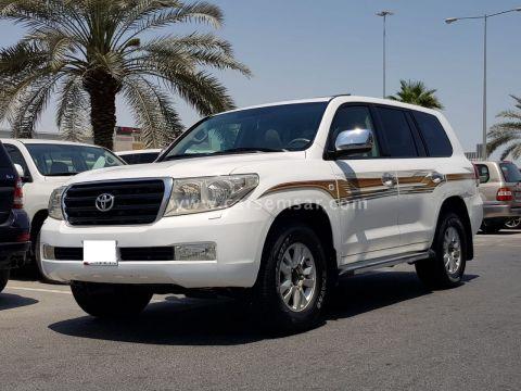 2008 Toyota Land Cruiser GXR V8