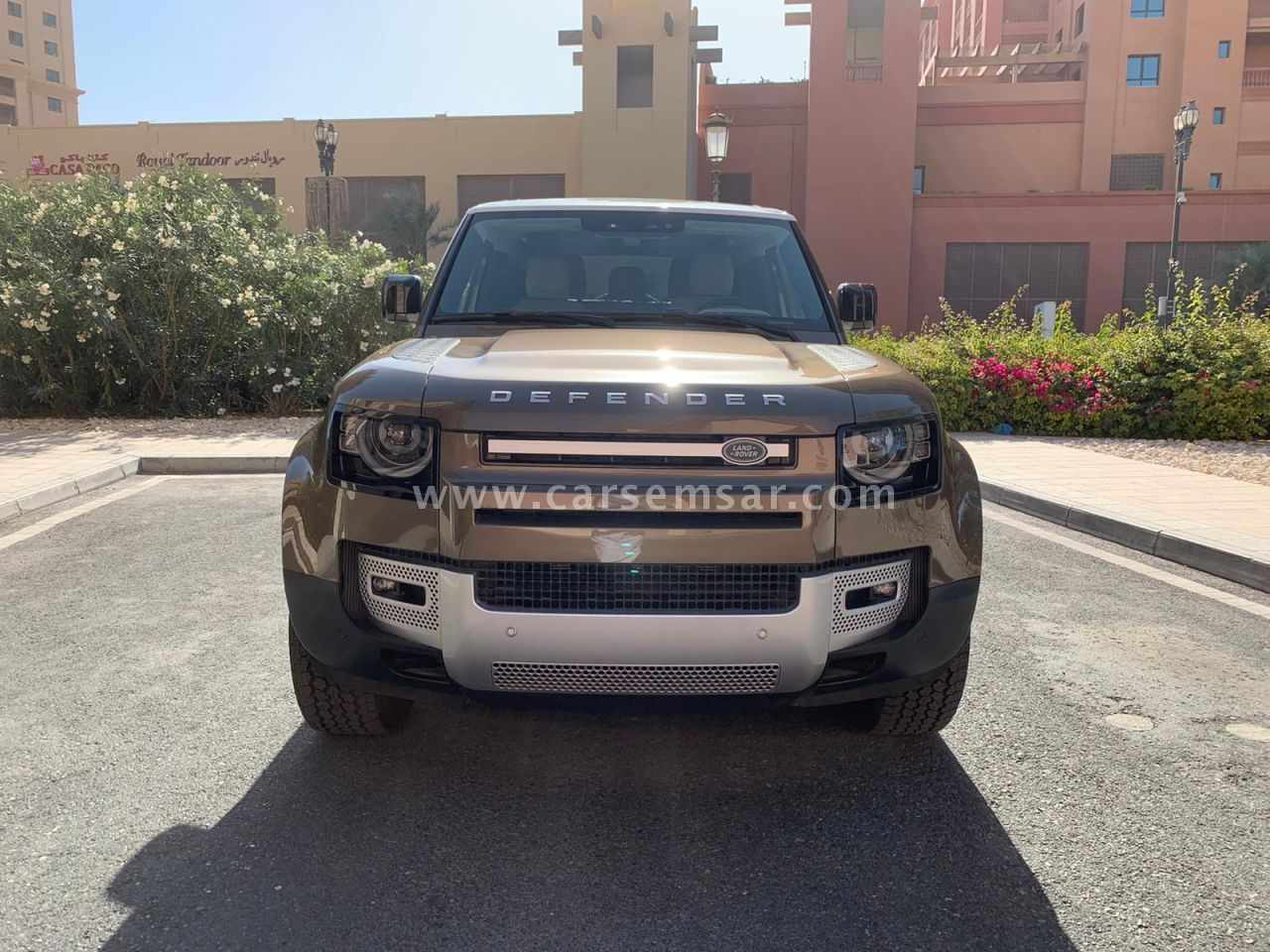 2021 Land Rover Defender for sale in Qatar - New and used ...