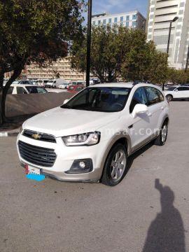 2017 Chevrolet Captiva 2.4 LS
