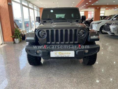 2020 Jeep Wrangler Rubicon 3.6