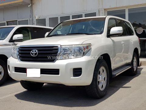 2015 Toyota Land Cruiser G