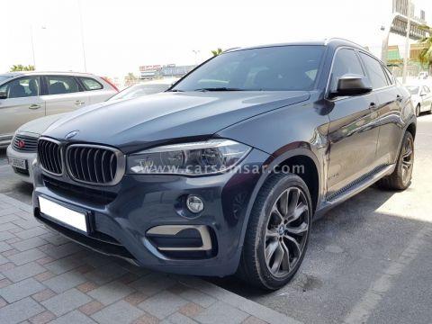 2015 BMW X6 xDrive 50i