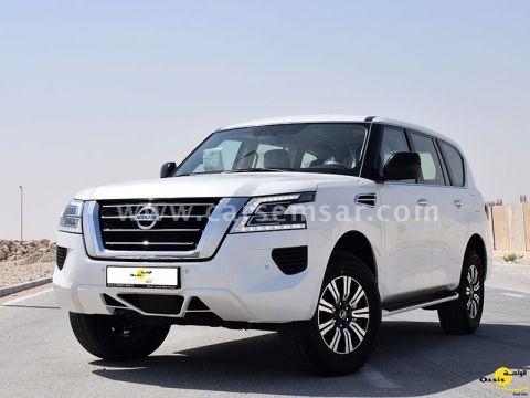 2020 Nissan Patrol XE V6
