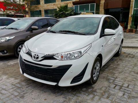 2019 Toyota Yaris 1.5