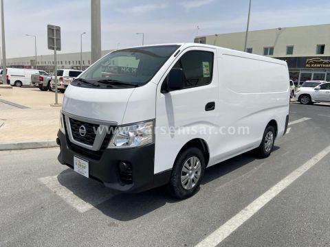 2019 Nissan Urvan NV 350