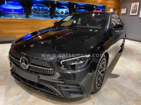 2021 Mercedes-Benz E-Class E 200