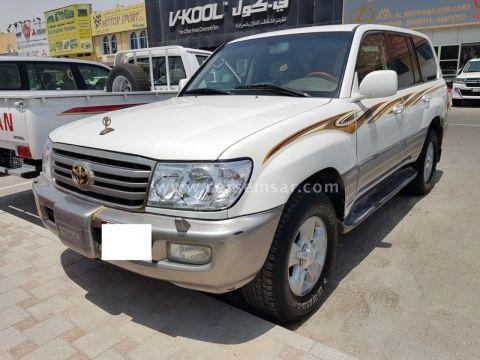 2005 Toyota Land Cruiser VXR