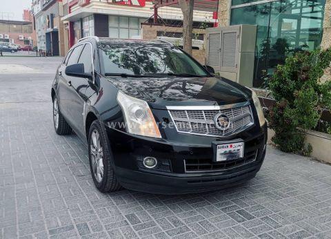 2010 Cadillac SRX 4 3.6