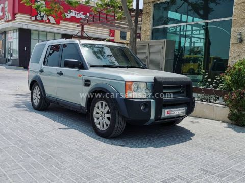 2006 Land Rover Discovery 3 V8 HSE