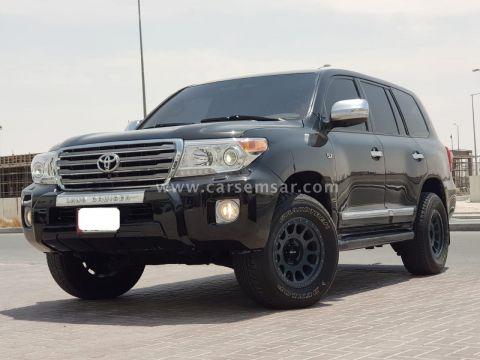 2013 Toyota Land Cruiser VXR